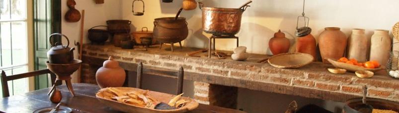 cocina siglo XVIII